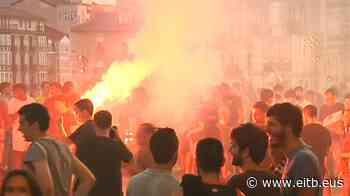 Urtaran, preocupado por las celebraciones tras la victoria del Kirolbet Baskonia | Sociedad | EiTB - EiTB Radio Televisión Pública Vasca