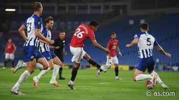 Bruno Fernandes sigue a lo suyo: dos goles más y victoria - AS