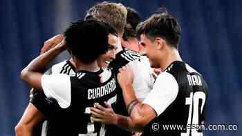 Cuadrado cumplió en su función defensiva y fue figura en la victoria de Juventus frente a Genoa - ESPN