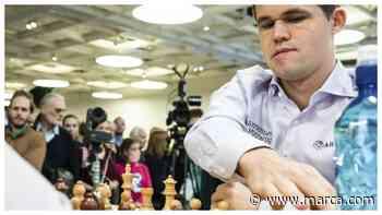 Carlsen: ajedrez, caballerosidad y victoria ante Ding - MARCA.com