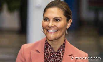 Victoria de Suecia sigue los pasos de Mary de Dinamarca - Hola