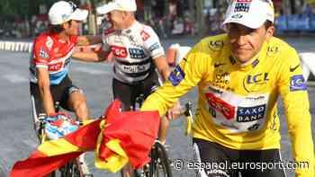 Otro testimonio que trata de hacer de menos la victoria de Carlos Sastre en el Tour 2008 - Eurosport - INTERNATIONAL (ES)