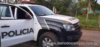 Diário dos Campos   Operação prende suspeitos de homicídios em Imbituva - Diário dos Campos
