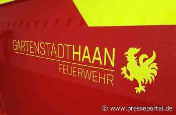 FW-HAAN: Bundesfreiwilligendienst bei der Feuerwehr Haan - Presseportal.de