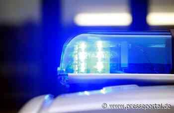 POL-ME: 34-Jährige verursacht Verkehrsunfall unter Drogeneinfluss - Haan - 2007002 - Presseportal.de
