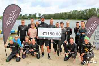 BRO.GO uit Jabbeke steunt vzw Kinderkankerfonds - Krant van Westvlaanderen