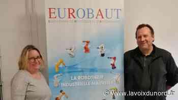 Denain: Eurobaut, programmateur de robots, «c'est une aventure humaine» - La Voix du Nord