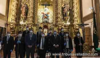 La Cofradía de la Vera Cruz estrena nuevo cabildo en tiempos de pandemia - Tribuna Valladolid