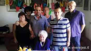 Maiolati Spontini: 100 candeline per Maria - Vivere Jesi