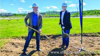 Alliance Magnesium breaks ground on new facility - Sherbrooke Record