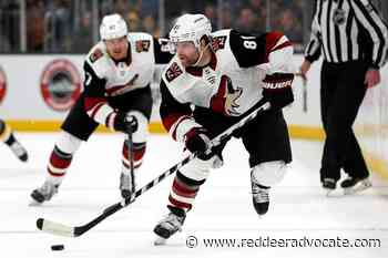Healthy Kessel expected to give Coyotes a boost in return - Red Deer Advocate