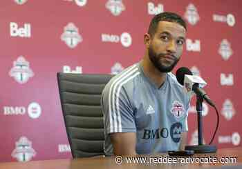 Toronto FC players, staff and supporters take stand against racism - Red Deer Advocate