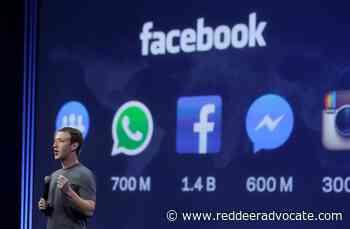 UK regulator urges reforms to curb Google, Facebook ad power - Red Deer Advocate