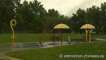 Reopening select spray parks in Red Deer next week - CTV News