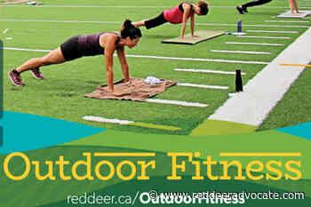 City of Red Deer offering outdoor fitness classes - Red Deer Advocate