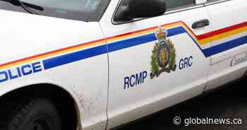 Rimbey RCMP charge pedestrian in crash north of Red Deer - Globalnews.ca