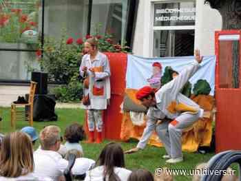 Festival « Contes au jardin » La Monnaye Meung-sur-loire - Unidivers