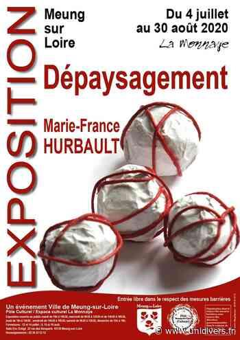 « Dépaysagement » par Marie-France Hurbault La Monnaye Meung-sur-loire - Unidivers