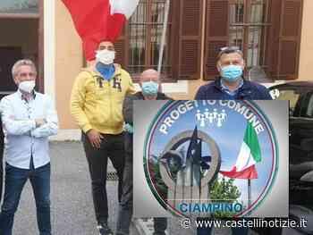 """Ciampino, nasce """"Progetto Comune"""". Il capogruppo Mantua: """"Siamo una realtà unita e coesa"""" - Castelli Notizie - Castelli Notizie"""