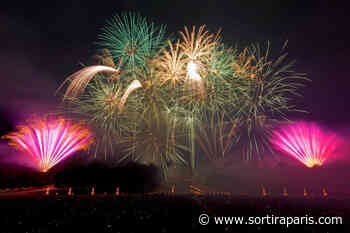 Feu d'artifice du 14 juillet 2020 à Bretigny-sur-Orge (91) - sortiraparis