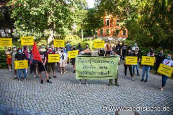 Bischofswerda: Klares Nein zu rechtem Treff - Sächsische Zeitung