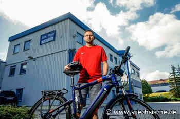 Bischofswerda: Firma steigt auf Diensträder um - Sächsische Zeitung