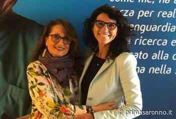 """Rosa Camuna alla """"mamma"""" di Caos Adele Patrini - Prima Saronno"""