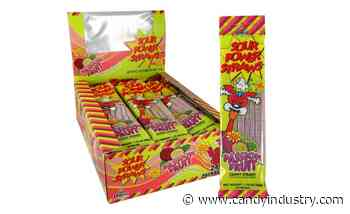 Dorval Trading Co. introduces Passionfruit Sour Power Straws - Candy Industry