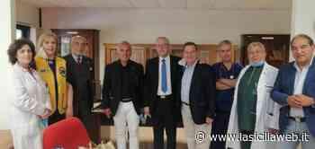 Enna, i Lions donano ventilatore respiratorio per ospedale - lasiciliaweb | Notizie di Sicilia