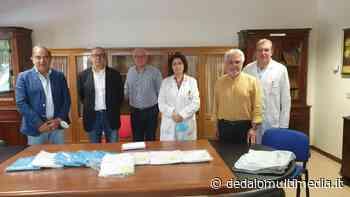 Enna – Kiwanis: Donate tute protettive all'Ospedale Umberto I - dedalomultimedia.it