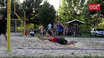 Beachvolleyball-Turniere am Jenaer Strandschleicher