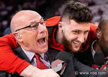 Trail Blazers Television Play-by-Play Broadcaster Kevin Calabro Is Stepping Down Before Restart of 2019-202... - Trailblazers.com