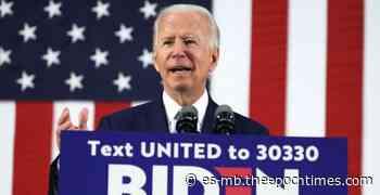 Biden: El gobierno debería proteger las estatuas de Washington y Cristóbal Colon - lagranepoca
