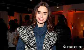 Lily Collins reflects on eating disorders that she suffered in adolescence | News - Code List