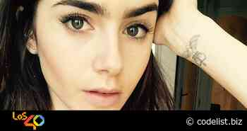 What is worrying is the extreme thinness of Lily Collins? | Fashion and Beauty - Code List