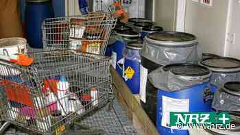 Isselburg: Schadstoffcontainer am Wertstoffhof gefordert - NRZ