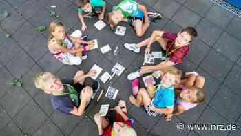 Isselburg: Betreuerteam sorgt für Abwechslung in den Ferien - NRZ