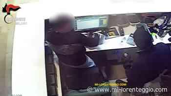 Rozzano. Rapinò centro scommesse, condannato a quattro anni di carcere - VIDEO in archivio - Mi-Lorenteggio
