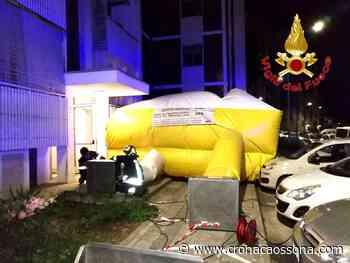Notte di terrore a Rozzano - Co Notizie News ZOOM - CO Notizie