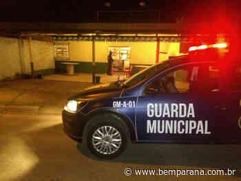 Guarda Municipal de Quatro Barras acaba com 'festão da madrugada': 'Infelizmente temos muitos sem noção' - Bem Paraná