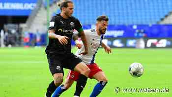 Hamburger SV sollte sich SV Sandhausen und FC Heidenheim zum Vorbild nehmen - watson