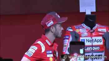 Moto Gp, ahi Dovizioso: infortunio in motocross - Tuttosport