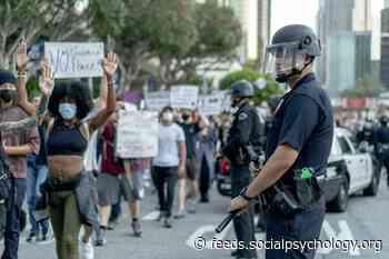 Los Angeles Slashes Police Budget After Protest Demands