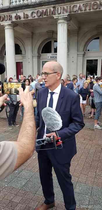 Jean-Yves Ravier, nouveau maire de Lons-le-Saunier - Plein Air
