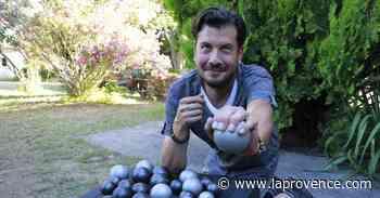 À Carpentras, on pourra faire des carreaux avec des boules de pétanque souples - La Provence
