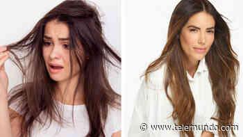 Gaby Espino te enseña a blindar tu cabello contra el frizz en el verano - Telemundo