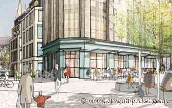 Truro Pydar Street development of homes and shops before council - Falmouth Packet