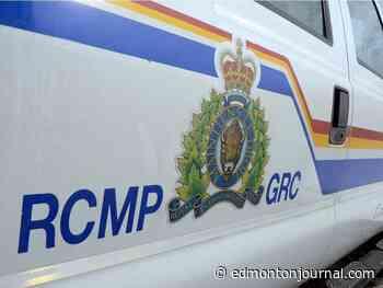 One dead following two-vehicle crash near Grande Prairie