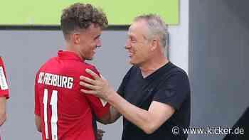 Waldschmidt lässt seine Zukunft beim SC Freiburg offen - kicker - kicker