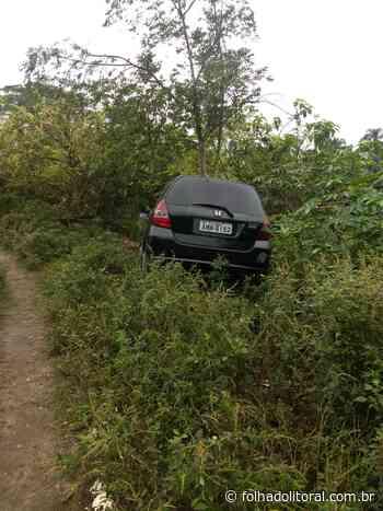 Carro com alerta de roubo é encontrado na Vila Santa Maria - Folha do Litoral News